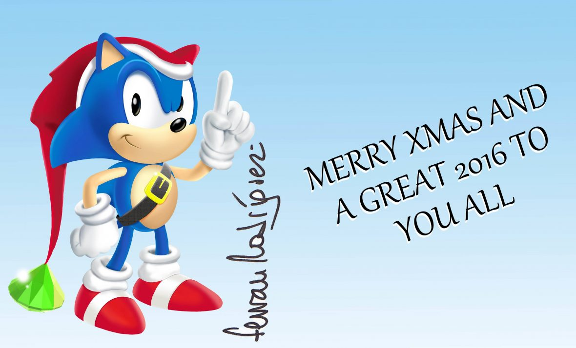 Merry Xmas and a happy 2016